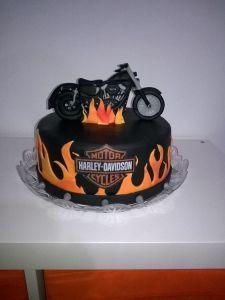 harley-cake